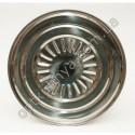 25352 (Крышка металлическая диаметр 20см)