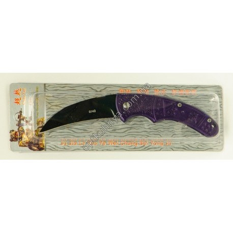 19541 (Нож раскладной в блистере)