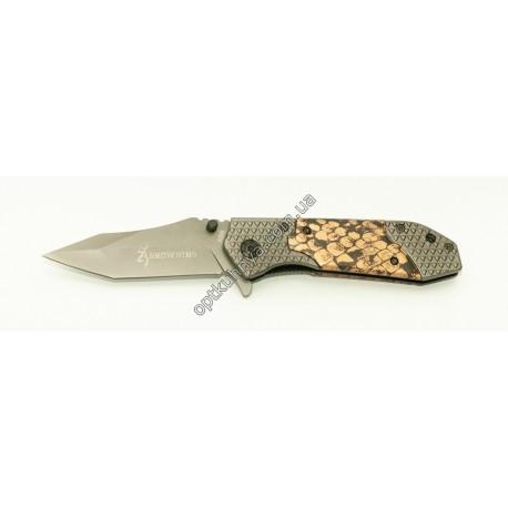 21081 ( Нож охота раскладной BROWNING)