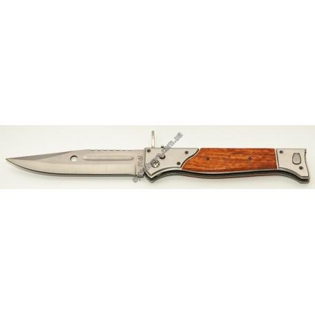 16231А (Нож раскладной АК47 большой)