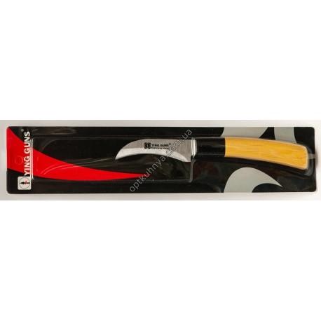 17621 (Нож кухонный с деревянной ручкой р 4)