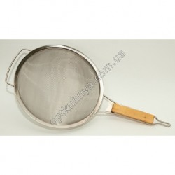 17705 ( Сито деревянной ручкой (24 см))