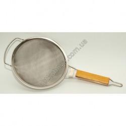 17685 ( Сито с деревянной ручкой (20 см))