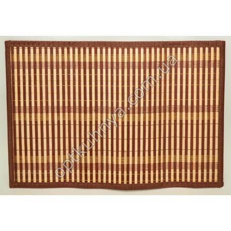 18232 ( Коврик бамбук 45*30)