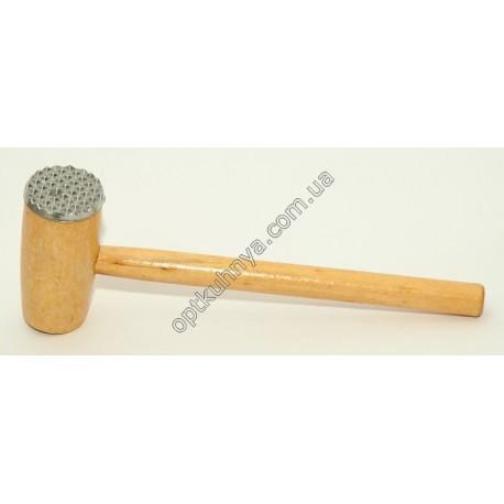 14122 (молоток для отбивних деревяный)