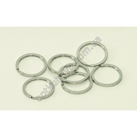 23549 кольцо к брелку 3,2см