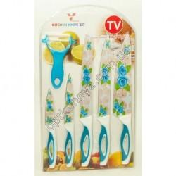 22011 (Набор TV ножей из 5 шт + экономка)
