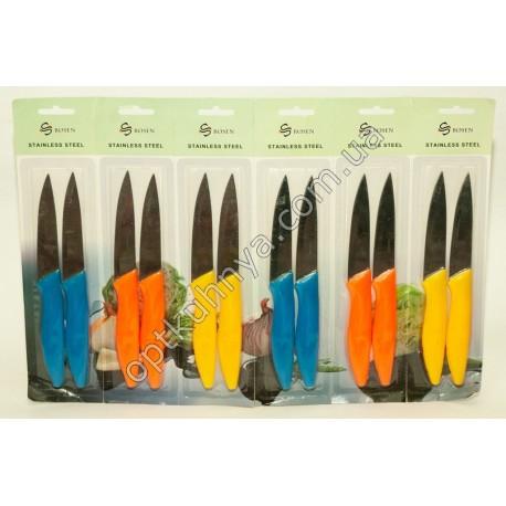 16241 (Набор фруктовых ножей ТРАМАНТИНА с короткой лезвии на листе 12шт )