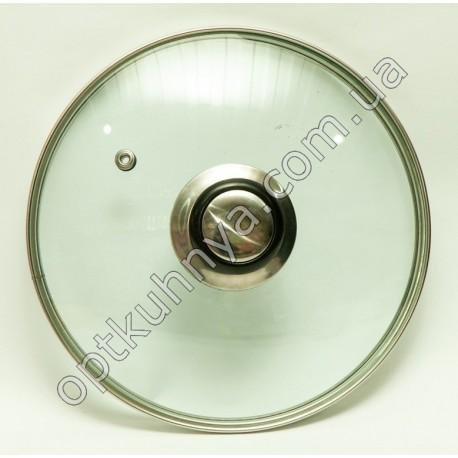 19222 (Крышки стеклянные диаметр 18 см)