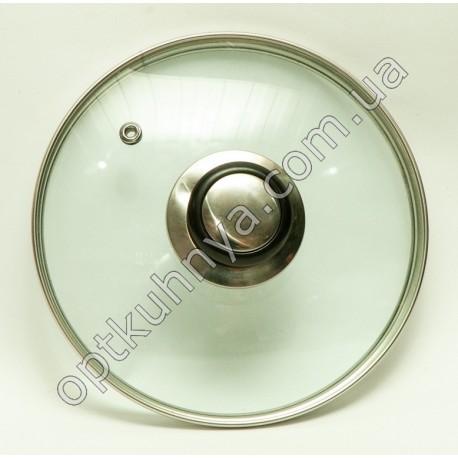 19232 (Крышка стеклянная диаметр 16см)