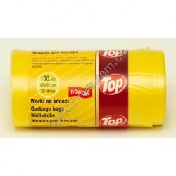 32833 ( Пакеты для мусора 20 л. 100)