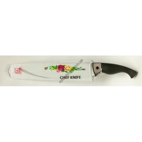 5021( Нож кухонный металокерамический большой WEIBO)