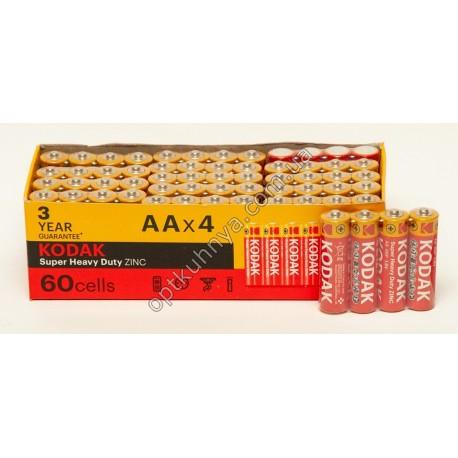 393 ( Батарейки KODAK пальчиковые (уп. 60 шт.))