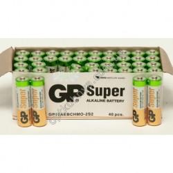 392 ( Батарейки GP SUPER пальчиовые (уп. 40 шт.))
