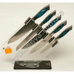 11701 (Набор ножей на подставке стал 5шт )