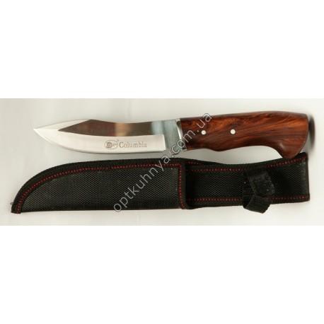 """24171 (Нож охота """"Columbia"""" хорошего качества)"""