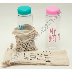 """32683( Бутылка для воды """"MY BOTTILE 500ML """")"""