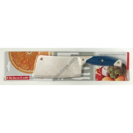 8811 (нож топор кухонный с пласмасовой ручки ТРАМОНТИНА))