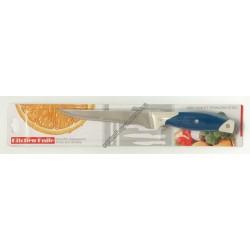 8771 (Нож кухонный с пласмасовой ручкой средный ТРАМАНТИНА)