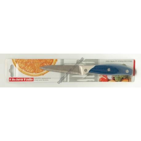 8751 (Нож кухонный с пласмасовой ручкой малиньки ТРАМАНТИНА)