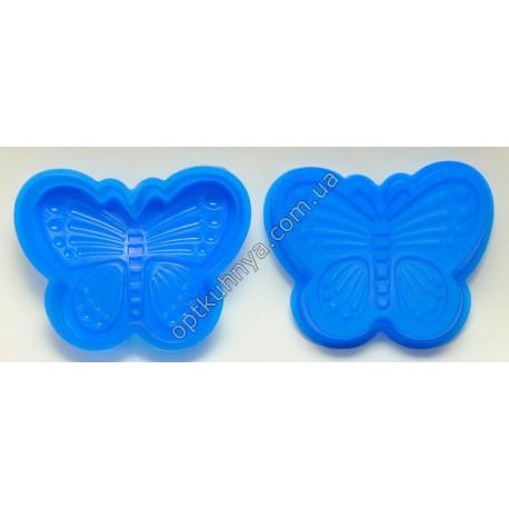 9222 ( Силиконовая форма в виде бабочки)