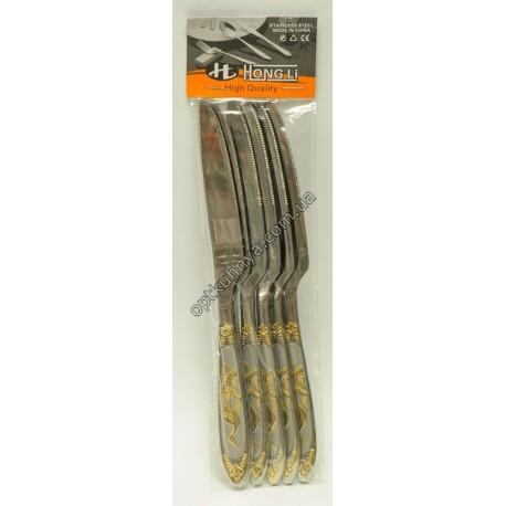 9392 ( Ножи столовые золотой аист)