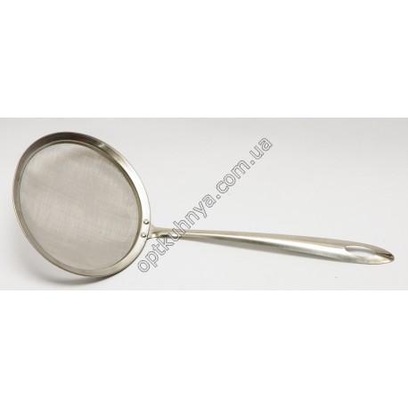 24375 ( Сито с ручкой диаметр сита 12 см большое)